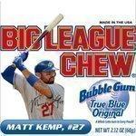 Big League Chew signs two big leaguers