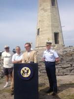 Lighthouse seen as tourist attraction