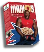Tops Friendly Markets serving <strong>MariO</strong>'s cereal