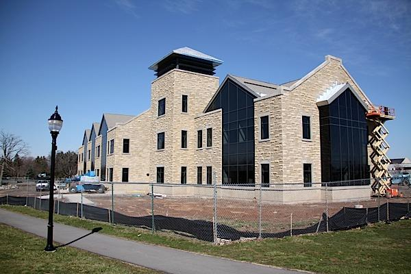 Niagara University — The $33 million B. Thomas Golisano Center for Integrated Sciences is expected to be open on the Niagara University campus in the fall.
