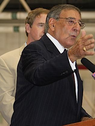 Secretary of Defense Leon Panetta is committed to continuing operations at the Niagara Falls air base.