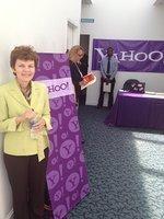 Interest runs high at Yahoo job fair