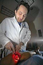 High-tech approach to vein treatment