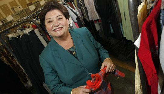 Florence Conti will retire as CEO of Goodwill Industries in early 2011.