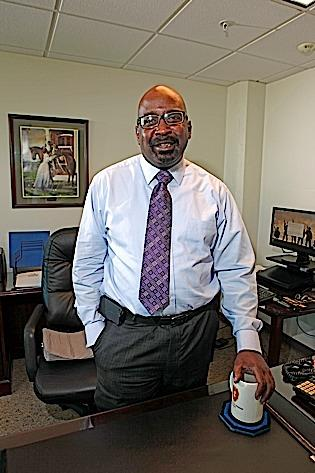 Lavon Stephens is administrative director for the Buffalo & Erie County Workforce Development Consortium.