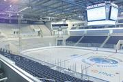 A look at the new $102 million ice arena being constructed at Penn State.
