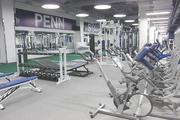The 5,000-square-foot training room that will be used by the Nittany Lions Icers inside the university's new ice arena.