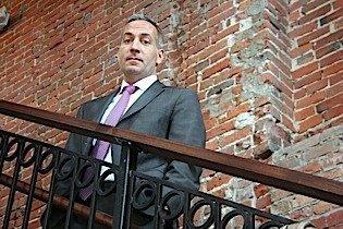 Ricotta & Visco partner John Visco moved his law firm to 496 Main St.