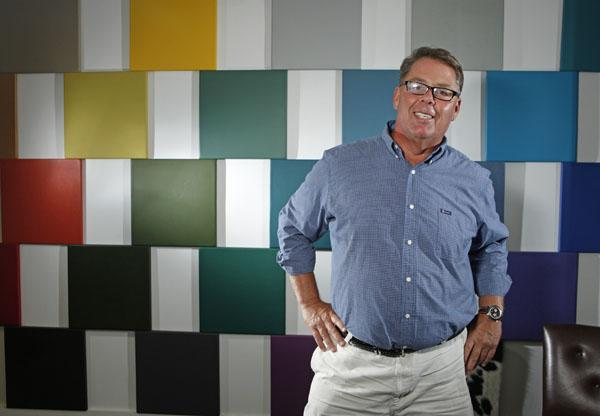 Cam Brown started Garrett Leather in 1988, financing it from his credit cards and running the company from his house in Buffalo. Today, Garrett Lumber has a worldwide list of clients.
