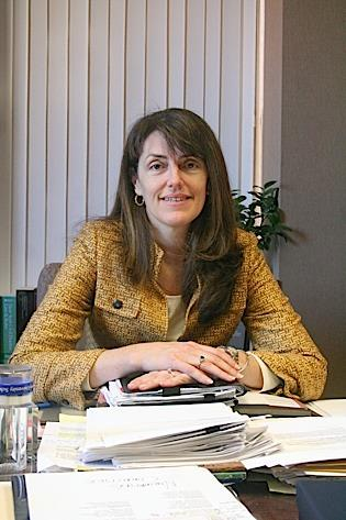 Kathleen Sweet, a partner in Gibson McAskill & Crosby and president of the Bar Association of Erie County, says the Buffalo legal market has been flat in recent years.