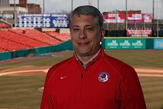 Bisons General Manager Mike Buczkowski