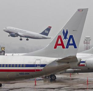 American Airlines' passenger service agents rejected a bid by the Communications Workers of America to be represented by the union.