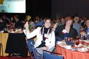 Attendees cheer on the honorees at the Charlotte Business Journal's Best Places to Work event.  In all, 59 companies were recognized. Read more about each honoree in the Nov. 16 special section.