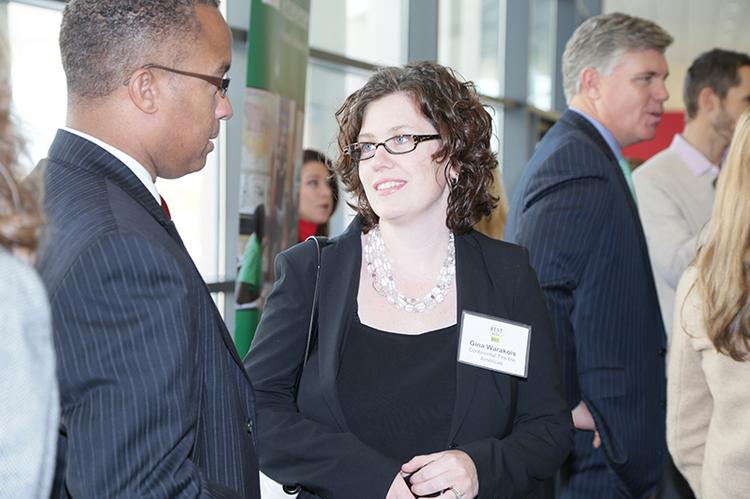 More than 500 people attended the Charlotte Business Journal's 2012 Best Places to Work awards luncheon, recognizing 59 companies across three categories that have excelled in creating workplaces valued by their employees. Read more on the honorees in the Nov. 16 special section.