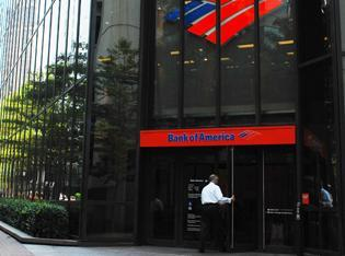 Bank of America has committed $50 billion to renewable energy financing projects.