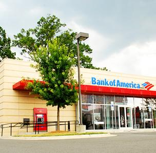 Bank of America ranks No. 1 in Charlotte deposits.