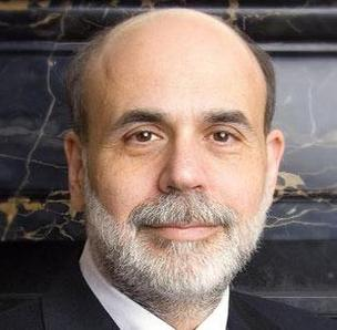 Federal Reserve Chairman Ben Bernanke says he's determined to not let the economy