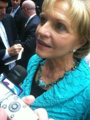 N.C. Gov. Bev Perdue says the DNC is a must-see event. Click here for more.