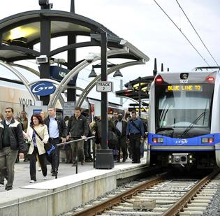 More Charlotte commuters are choosing public-transit options over private vehicles, according to a new study.