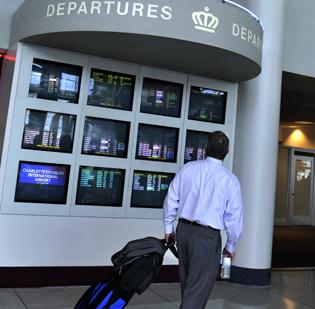 Charlotte Douglas International Airport is frequently cited as one of the top economic-development assets in the region.