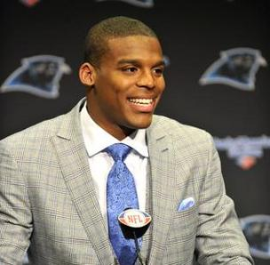 Cam Newton, Carolina Panthers