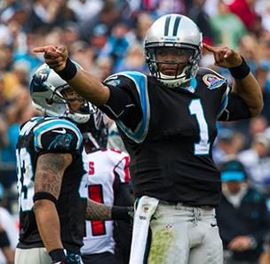 Cam Newton could be playing in a renovated Bank of America Stadium in future seasons.
