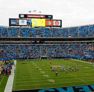 The Charlotte Chamber's top executive backs the use of public money for renovations at the NFL stadium uptown.