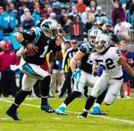 NC bill leaves Charlotte to huddle with Carolina Panthers