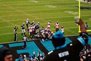 The Carolina Panthers lost to the Tampa Bay Buccaneers in overtime at Sunday's game at Bank of America Stadium.