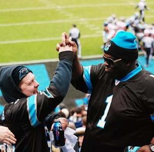 Despite mounting losses on the field, the Carolina Panthers have maintained a home sellout streak.