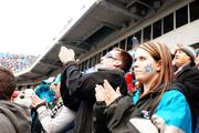 The Carolina Panthers gave fans reason to cheer several times before eventually losing their lead -- and the game -- to the Tampa Bay Buccaneers.