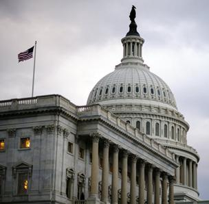 The House voted 267-151 Wednesday to fund the federal government through Sept. 30.