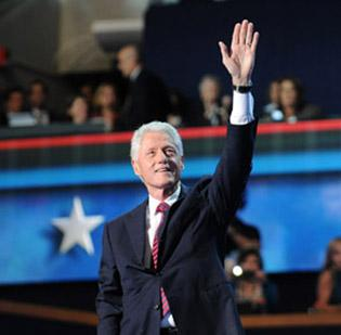 President Bill Clinton will deliver the graduation speech at the University of Central Florida May 2.