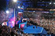 The Democratic National Convention concluded Thursday night with President Obama's speech. Click here for more on the convention's final night in Charlotte.