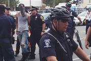 Multiple arrests were made during Tuesday afternoon's demonstration, according to Charlotte-Mecklenburg Police.Click here for more on that protest.