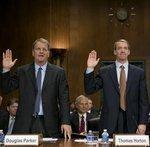 American Airlines, US Airways CEOs appear before U.S. Senate antitrust panel