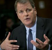 US Airways CEO Doug Parker will become CEO of the combined company.