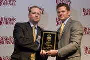 J. Curtiss Fox of Clemson University received recognition as a CBJ Young Leaders in Energy award recipient.