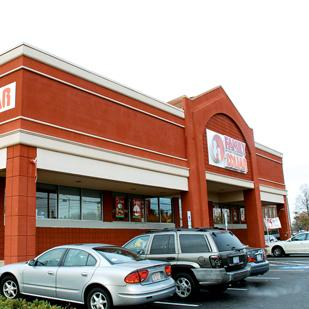 Family Dollar was founded in Charlotte in 1959.
