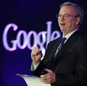 No. 138: Eric Schmidt, Google Chairman  Worth: $8.2B  Age: 57