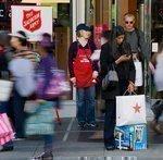 Holiday retail sales weakest in 4 years
