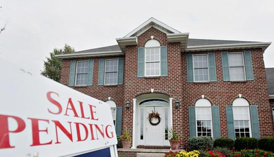 The average time that Baltimore-area homes sit on the market is plummeting.