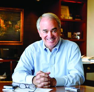 Jim Rogers is chief executive of Charlotte-based Duke Energy Corp.