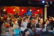 """Biden spoke to a """"fired-up"""" crowd at the N.C. Music Factory Tuesday."""