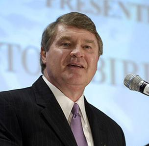 John Swofford is commissioner of the Greensboro-based Atlantic Coast Conference.