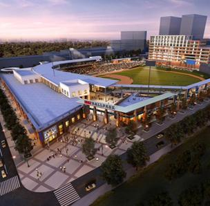 The Charlotte Knights hope to start playing in a new uptown ballpark in 2014.