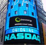 NASDAQ panel gets compliance plan from Lime Energy