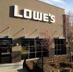 Lowe's 3Q earnings drop 44%