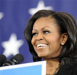 First Lady Michelle Obama will join Nike Inc. CEO Mark Parker next week in Chicago to outline new plans to return physical activity to schools.