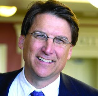 Republican gubernatorial nominee Pat McCrory holds a significant lead over Democratic rival Walter Dalton in both fundraising and polls.